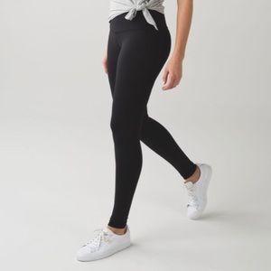 Lululemon High Rise Luxtreme Leggings